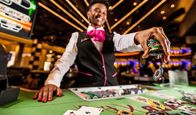Gambling Craze Hits Zimbabwe