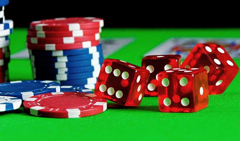 States with Gambling Initiatives on November Ballot
