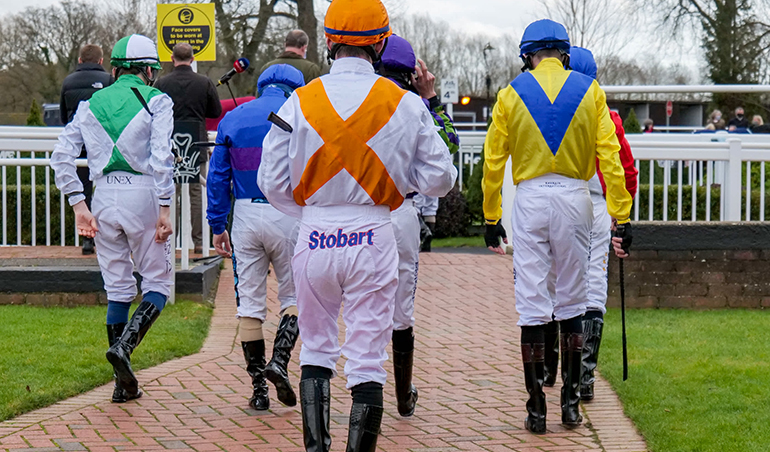 British Horseracing Authority to Introduce Saliva Tests on Jockeys